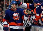 "Mulsonam <i>hat trick</i> ""Islanders"" uzvarā pret ""Panthers"""