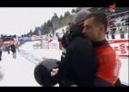 Video: Dukuriem dubultuzvara Eiropas čempionātā