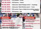 2013. gadā devīto sezonu notiks TREK KAUSS