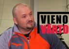 """Video: Rābe par fizisko sagatavotību, """"Dinamo"""", darbu un dzīvi Krievijā"""