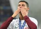 FIFA labākā futbolista balvai no Portugāles izvirza tikai Ronaldu