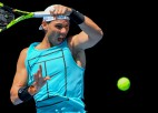 Nadals un Venusa bez spēļu prakses, Stīvensa – uzvaru garšas