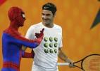 Otrdien Melburnā uz starta līnijas ņiprais Federers un savainotie eksčempioni