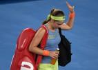 """Ostapenko """"Australian Open"""" trešās kārtas spēlē zaudē igaunietei Kontaveitai"""