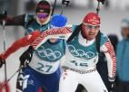 Biatlonā - klasika, kamaniņās - stafete