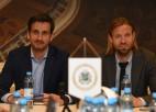 LFF valdes sēde Astanā: lēmums par Virslīgas komandu skaitu tiks pieņemts vēlāk