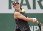 """""""French Open"""" čempione Ostapenko vakarā sāks titula aizstāvēšanu"""