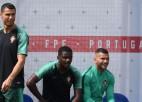Irānas fani mēģina traucēt Ronaldu un Portugāles izlases miegu