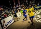 """29. augustā Grīziņkalnā cīņa par """"Ghetto Football"""" čempionu tituliem"""