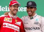 """Fetels: """"Hamiltons ir pelnījis būt seškārtējs F1 čempions"""""""