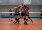 Latvijas čempionātā volejbolā uzvaras svin trīs Baltijas līgas komandas.