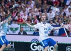 Šveices čempioni vienojas ar Somijas izlases līderi