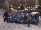 Video: Piedzīvojumiem bagātais ziemas autosprinta noslēdzošais posms