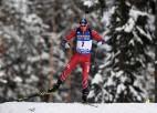 Latvijas biatlonistiem starts biatlona klasikā