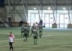 """Video: """"Tukums 2000/TSS"""" pārliecinoši dominē laukumā un uzvar Balvu Sporta Centru"""