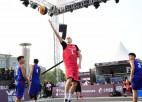 """""""Riga Ghetto Basket"""" Kunšanas """"Challenger"""" turnīrā apstājas pusfinālā"""