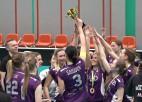 """Video: """"NND Rīga"""" pārliecinoši sakauj buldodzes un izcīna bronzas medaļas"""