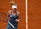 Palermo WTA turnīrs sācies, neskatoties uz pozitīvu koronavīrusa testu