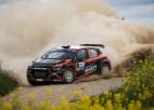 Arī Polijas rallijs tiek pārcelts, ERČ sezona varētu sākties ar ''Rally Liepāja''