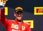 """Atteikties no Fetela """"Ferrari"""" izlēmusi jau pagājušajā gadā"""