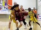 Kļeščova spīd uzbrukumā un aizsardzībā, U18 meitenes vēlreiz zaudē Somijai