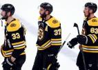 """""""Bruins"""" paziņo par spēlētāju ar pozitīvām vīrusa analīzēm"""