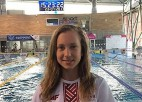 Sisojeva izcīna septiņas zelta medaļas Latvijas čempionātā īsajā baseinā