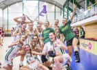 Lietuvas U20 izlase pirmo reizi septiņos gados nosargā vietu A divīzijā
