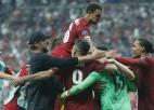 """""""Liverpool"""" aizraujošā Superkausā izcīna uzvaru pendelēs"""
