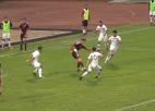 Video: U19 izlasei bezvārtu neizšķirts mačā pret Turciju