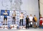 Latvijas BMX braucējiem 12 uzvaras Baltijas jūras kausa 3. posmā Valmierā