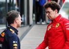"""""""Ferrari"""" boss skarbi piedraud Horneram ar tiesu darbiem"""