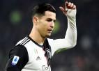 """""""Juventus"""" sagaida atvainošanos no Ronaldu par superzvaigznes uzvedību"""