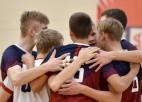 EEVZA čempionāts volejbolā U17 jauniešiem notiks Daugavpilī
