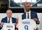 """Pārkers: """"CSKA ekonomiskais modelis mums neder – Lionas paraugs ir """"Žalgiris"""""""""""