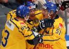 Zviedrija iztur krievu spiedienu, Čehijai ceturtā uzvara četros Eirotūres mačos