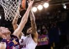 """Šmits un Lomažs apmainās tālmetieniem, Barselona nostiprinās """"Top 3"""""""