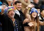 Anglijas premjerlīgas komanda par rasistisku rīcību no stadiona izdzen trīs fanus