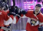 """Iberdo kļūst par decembra NHL pirmo zvaigzni, """"top 3"""" arī Bļugera komandas biedrs"""