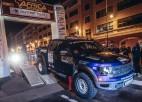 """Ar divu Latvijas komandu dalību startē """"Africa Eco Race"""" rallijreids"""