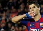 """Trieciens """"Barcelona"""": Svaress nespēlēs aptuveni četrus mēnešus"""