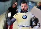 Pasaules kausa nākamā sezona bobslejā un skeletonā sāksies Siguldā