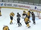 """Video: """"Rīga"""" atkārtoti pārspēj viesus no Čerepovecas"""