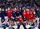 ASV izlase godina Kobes piemiņu, Stjuarte atgriežas pēc 288 dienām