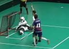 Video: Latvijas izlase PČ kvalifikāciju sāk ar 17:0 pret Franciju