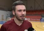 """Video: Matjušenko: """"1. vietas likteni izšķīra līdzjutēju atbalsts"""""""