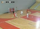 "Video: ""Lokomotiv Daugavpils"" pārspēj ""RSU/BAO-Dobele"""