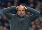 """""""Manchester City"""" uz diviem gadiem tiek diskvalificēta no Eirokausiem"""