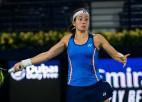 Sevastovai Dohas turnīrs jāsāk pret Igaunijas pirmo numuru Kontaveitu