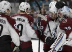 "Ar Covid-19 saslimis trešais Kolorādo ""Avalanche"" hokejists"